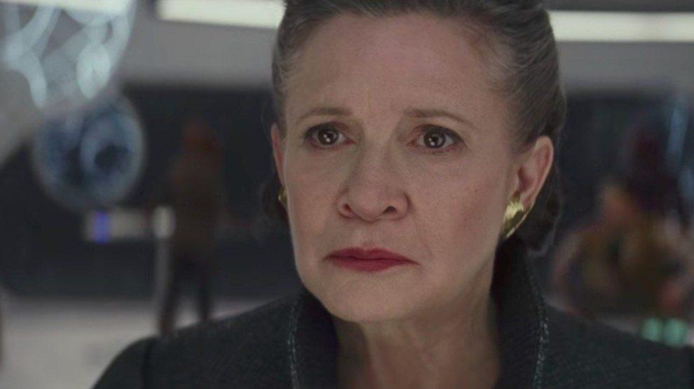 1 ano sem Carrie Fisher, a eterna Princesa Leia 4