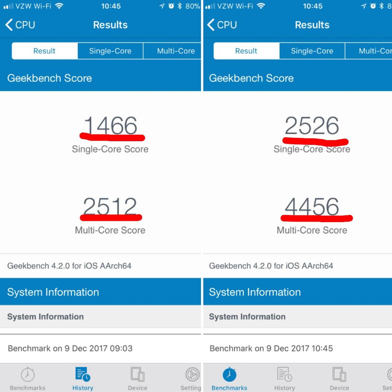 Apple reduz performance de iPhones com bateria velha