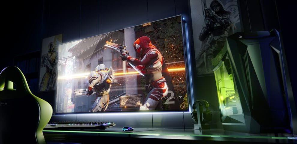 CES 2018: NVIDIA lança superTV 4K para gamers com G-Sync e 120Hz 7