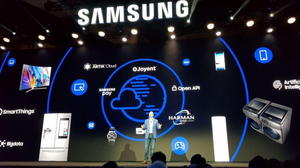 CES 2018: SmartThings, plataforma IoT da Samung se renova graças ao Bixby 7