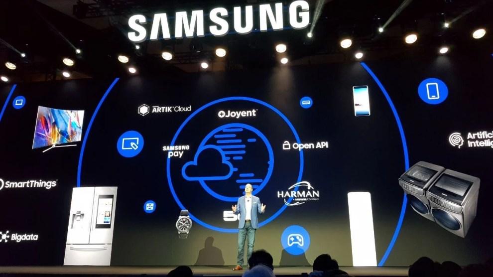 CES 2018: SmartThings, plataforma IoT da Samung se renova graças ao Bixby 6