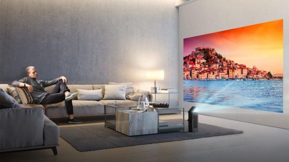 CES 2018: LG anuncia projetor compacto e com resolução 4K 6