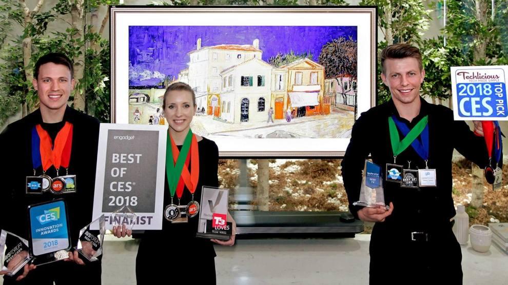 LG coleciona mais de 90 prêmios pelos produtos apresentados na CES 2018 6