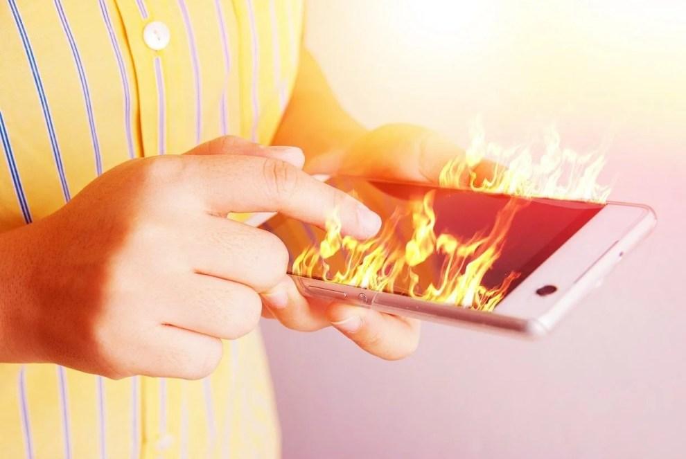 Como lidar com o aquecimento de smartphones e evitar que aconteça 4