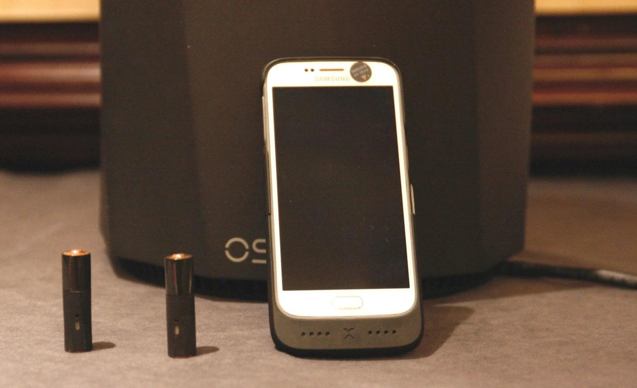 the technology can also fit into aa batteries 1 - Ossia anuncia pilhas que são recarregadas através de sinal wireless