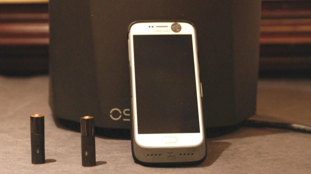 Ossia anuncia pilhas que são recarregadas através de sinal wireless 6