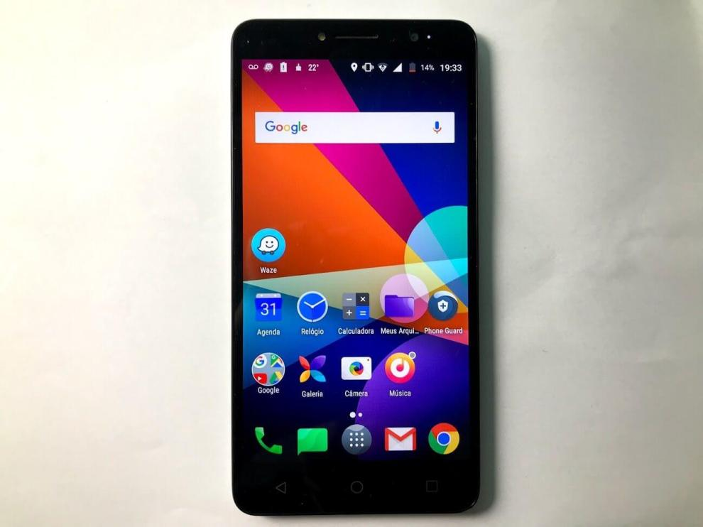 Review - Alcatel A3 XL 4
