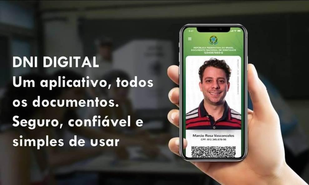 DNI: aplicativo substituirá todos os Documentos de Identidade nacionais 4