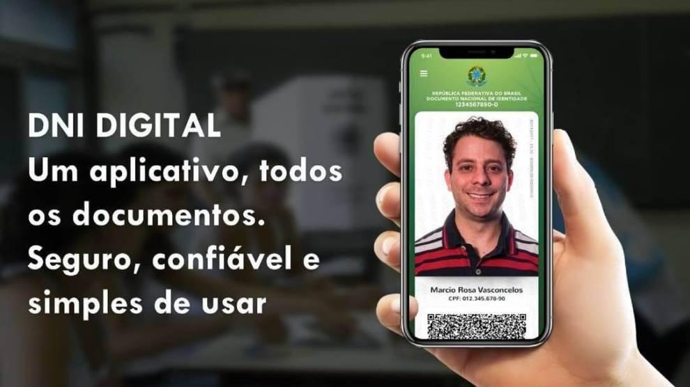 DNI: aplicativo substituirá todos os Documentos de Identidade nacionais 5