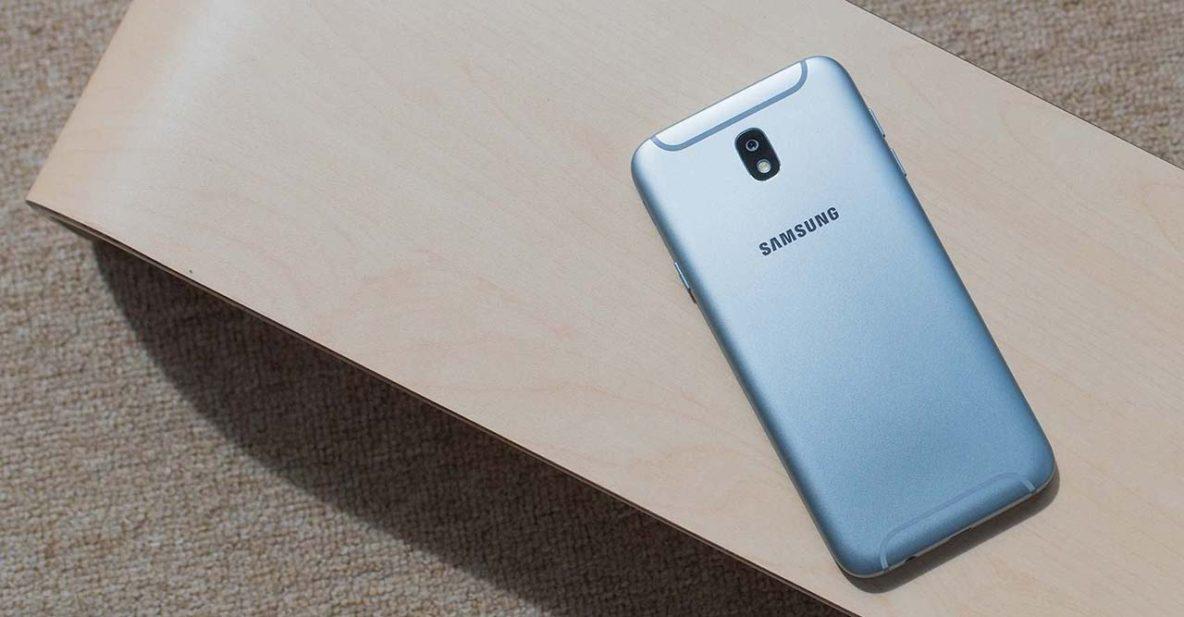Samsung Galaxy J7 Pro on Revu Philippines 1184x617 - Vai comprar um Samsung Galaxy J? Descubra qual modelo é ideal para você