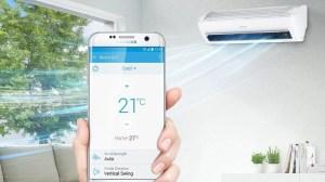 Conheça o Wind-Free, ar condicionado Smart da Samsung 7