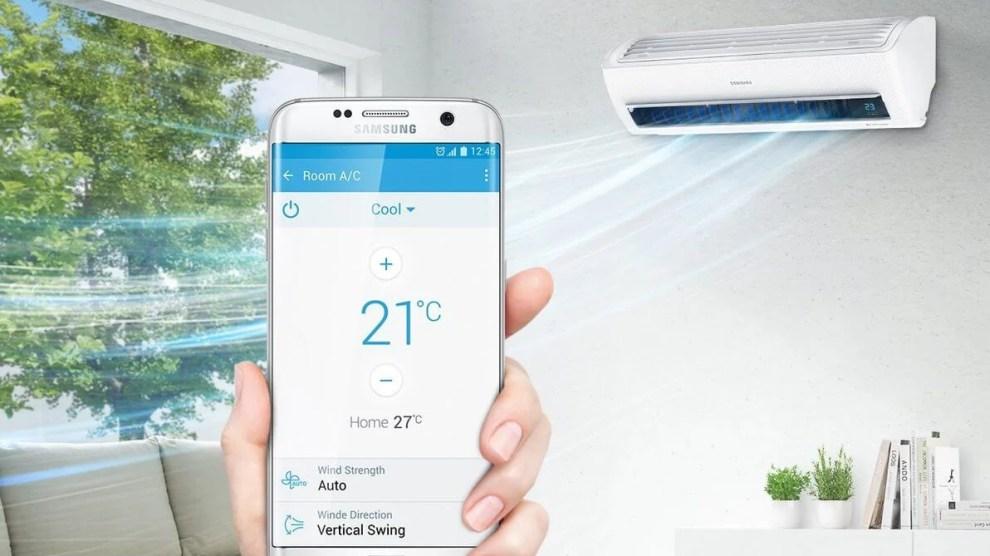 Conheça o Wind-Free, ar condicionado Smart da Samsung 3