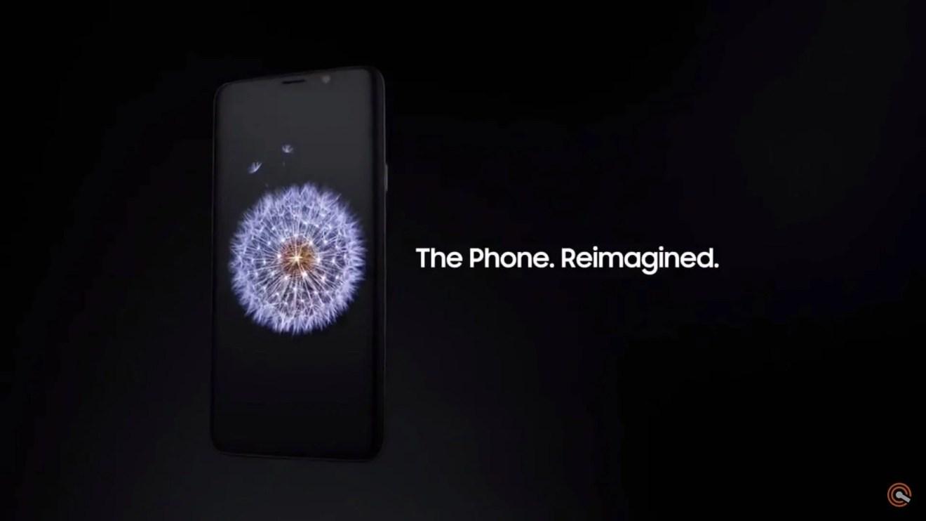 Vídeo institucional do Galaxy S9 e S9+ vaza na internet 4