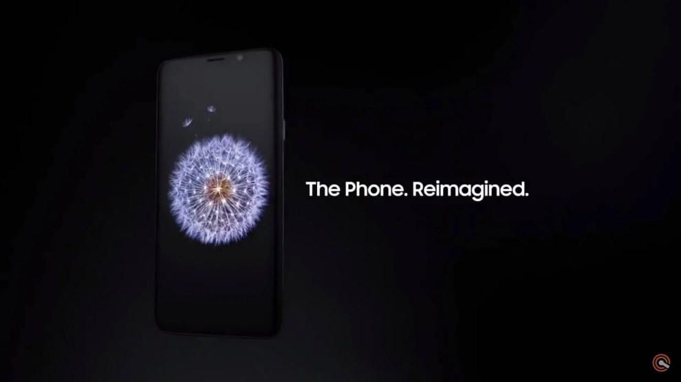 Vídeo institucional do Galaxy S9 e S9+ vaza na internet 6