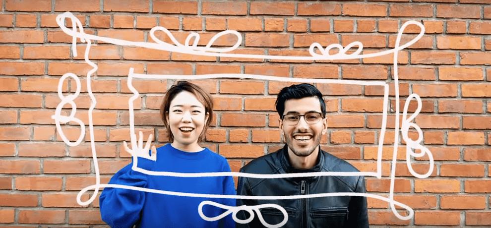 Google - Google tem novo App que coloca desenhos 3D em vídeos