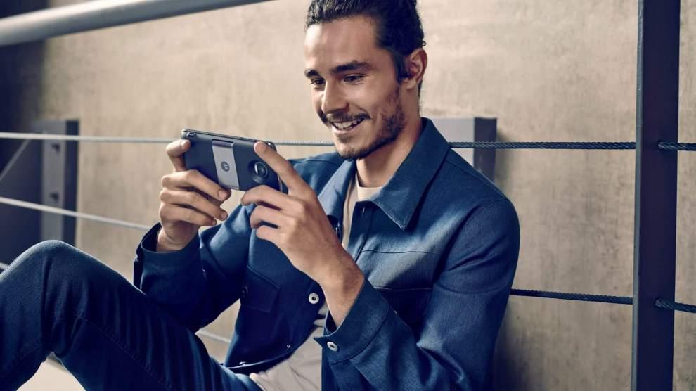 Motorola lança no Brasil Snap de TV digital com bateria inclusa 6