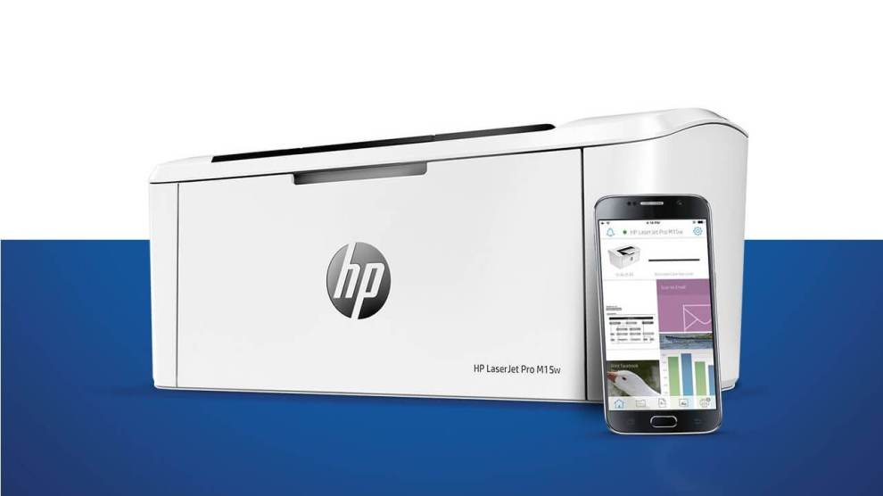 HP apresenta menor impressora a laser do mundo 3