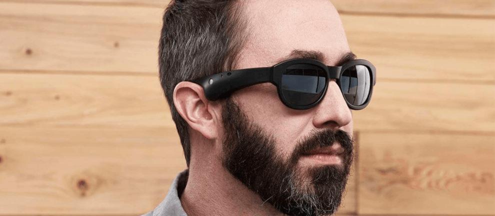 1 zjk55zLbk3dPbAE0PijExg - Óculos inteligentes permitem controlar a música com movimentos da cabeça