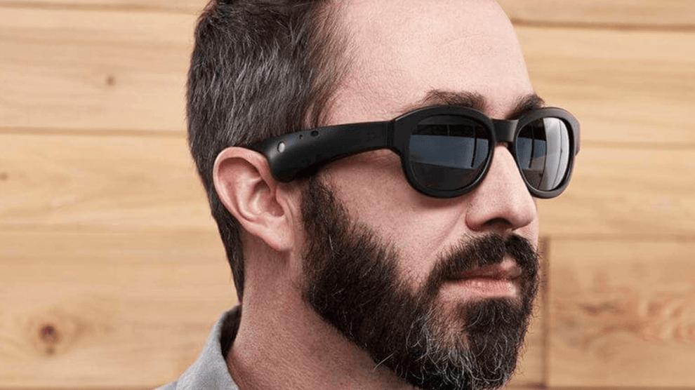 Óculos inteligentes permitem controlar a música com movimentos da cabeça 3