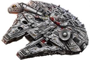 Star Wars: conheça a versão definitiva do conjunto de LEGO da Millennium Falcon