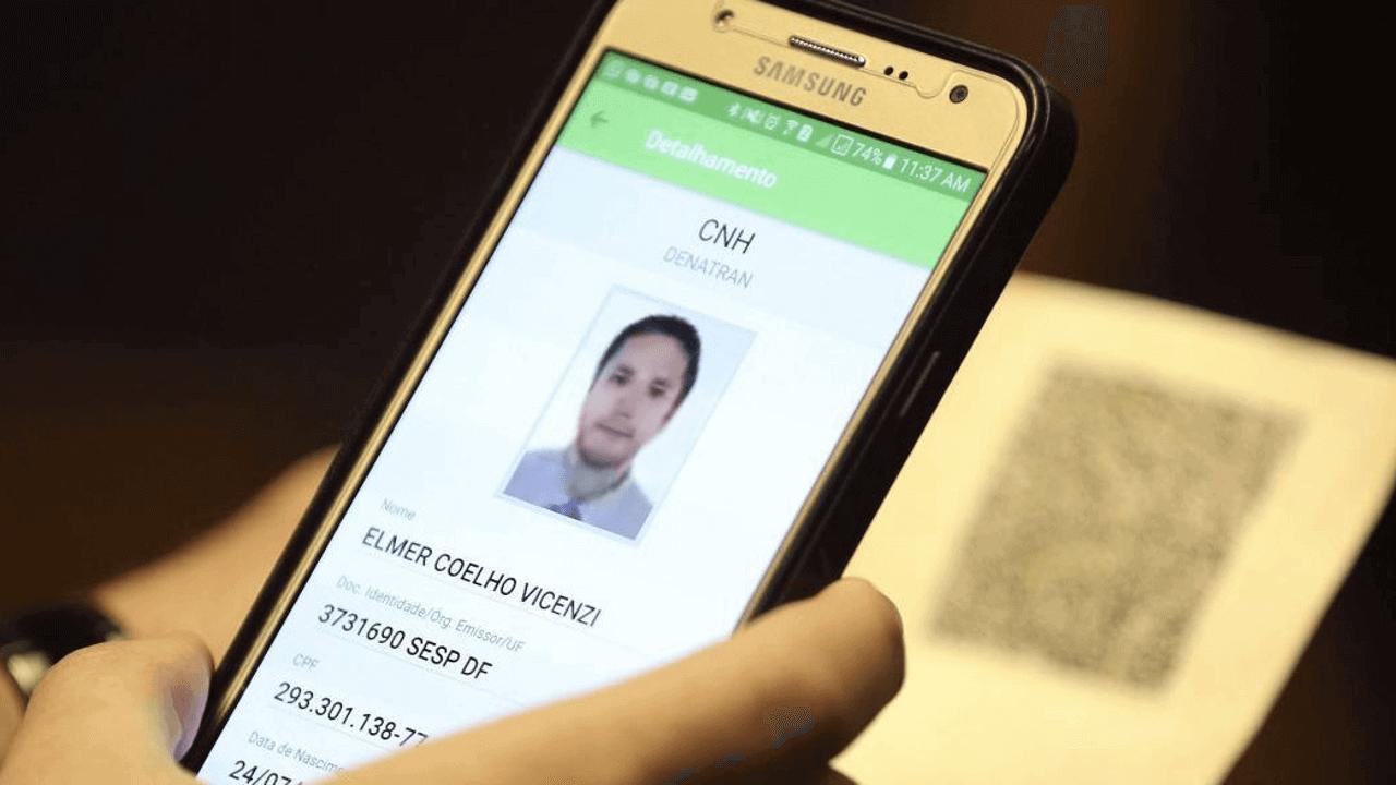 CNHe - Aprenda como cadastrar a CNH digital e utilizá-la