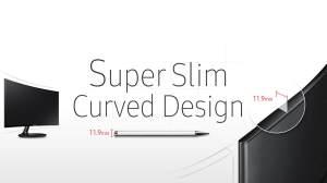 Conheça Samsung F390, o monitor curvo acessível com tecnologia FreeSync