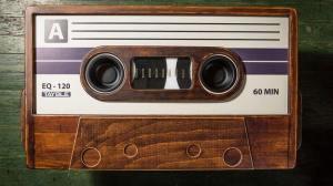 Ouça músicas MP3 com qualidade de fita cassete 12