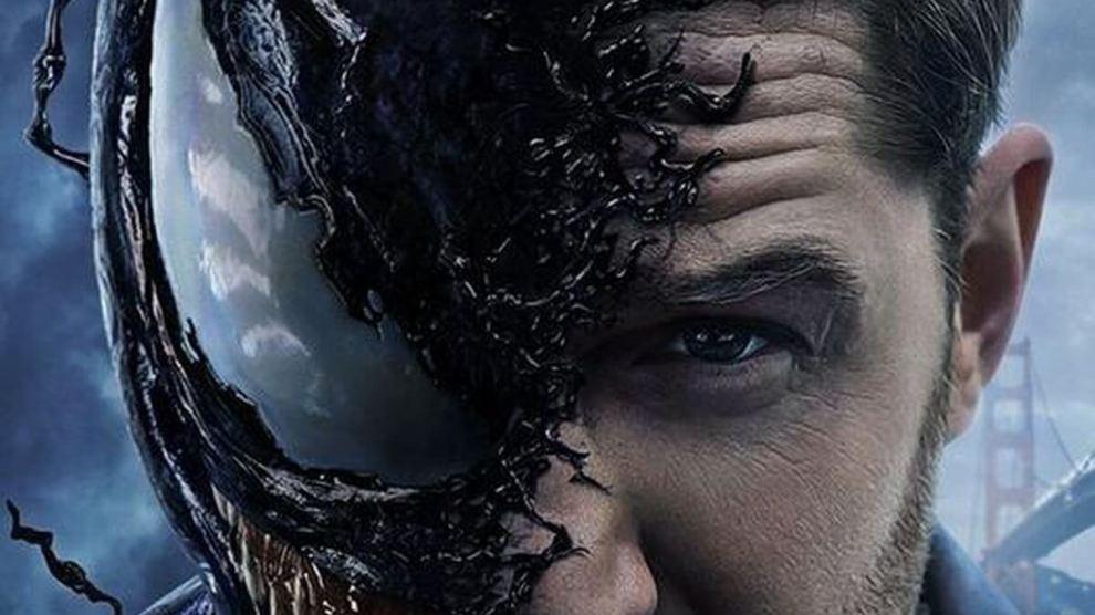 Filme do Venom recebe novo trailer com visual do personagem 6