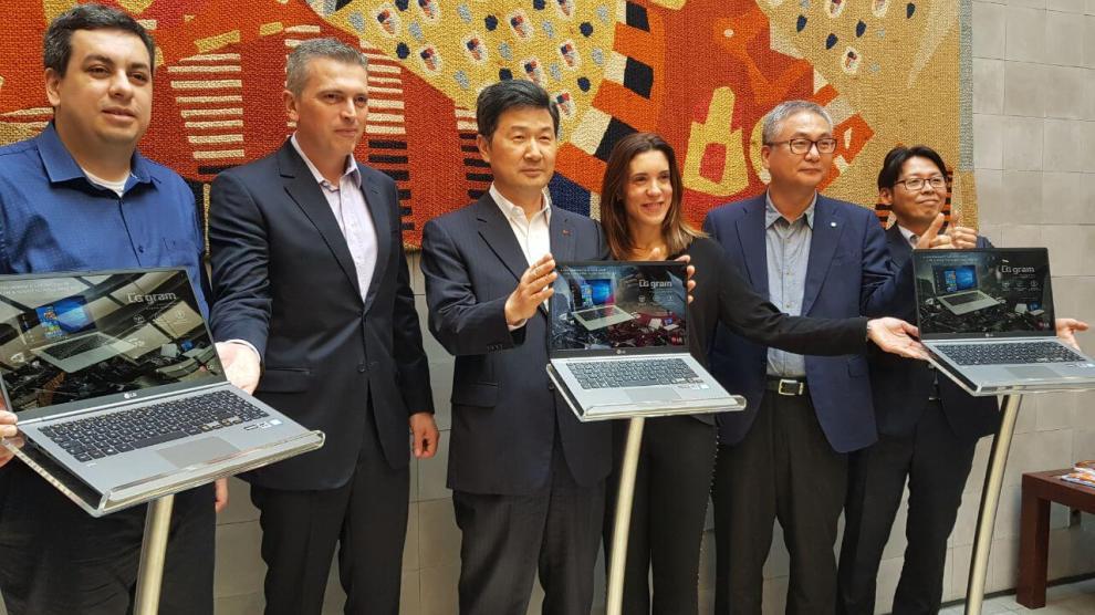 LG Gram é a nova geração de notebooks premium da empresa; saiba todos os detalhes 6