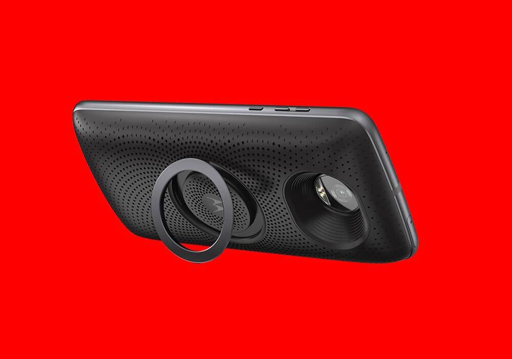 motorola - Motorola lança Snap de alto-falante estéreo por R$ 399,00