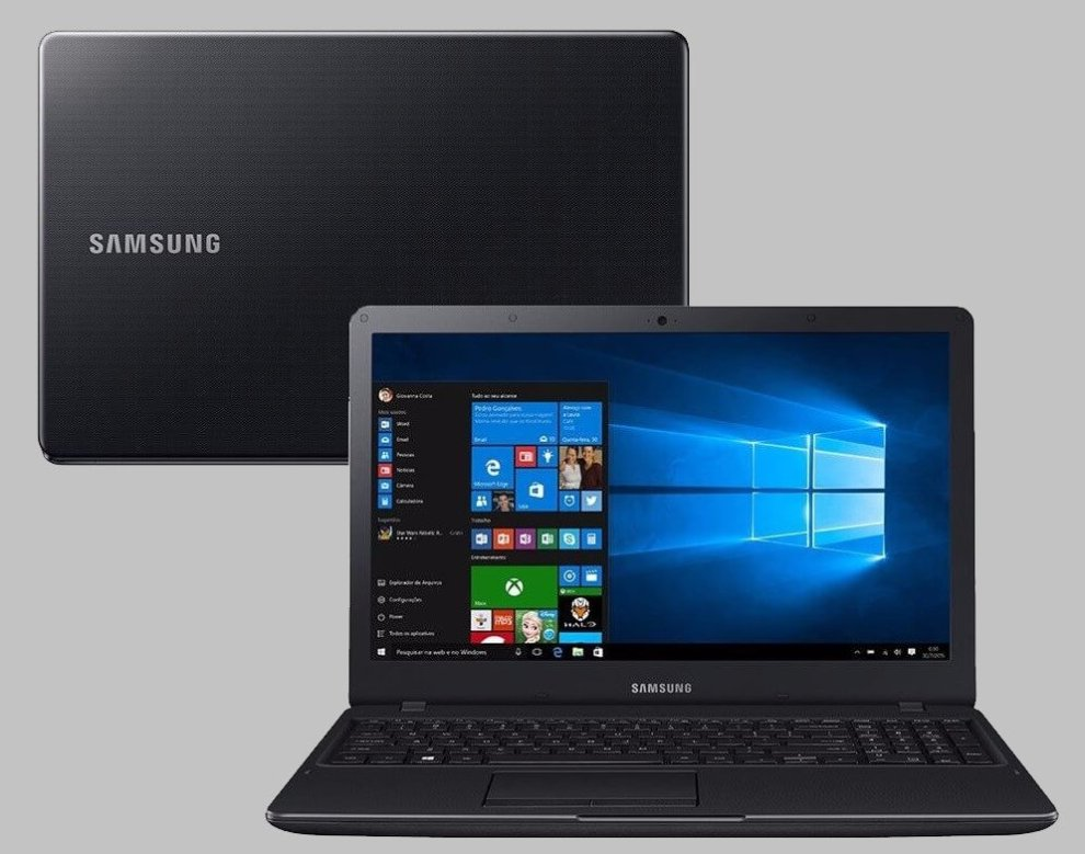 notebook samsung essentials e34 intel core i3 6006u D NQ NP 801961 MLB25759232206 072017 F - Review: Samsung Essentials E34, um notebook de entrada com tela grande