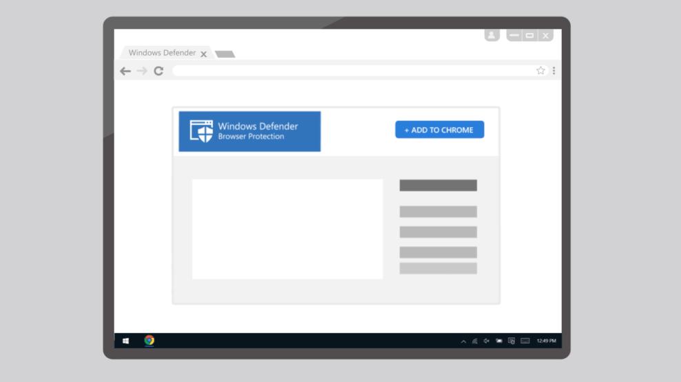 screenshot 20180419 172233 - Tutorial: proteja-se de malwares com a extensão do Windows Defender para Google Chrome