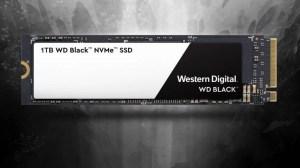 Western Digital apresenta SSD poderoso voltado para o público gamer 15