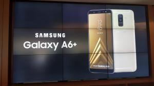 Galaxy A6+ chega ao Brasil com funções do S9+ e preço reduzido 13