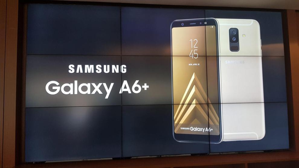 Galaxy A6+ chega ao Brasil com funções do S9+ e preço reduzido 6