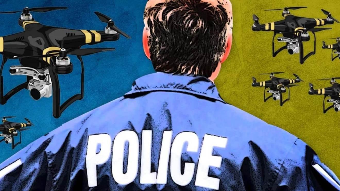 Criminosos utilizam drones para atrapalhar operação de resgate do FBI 4