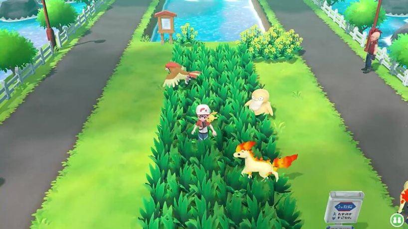 Pokémon Let's Go! é anunciado para o Nintendo Switch 10