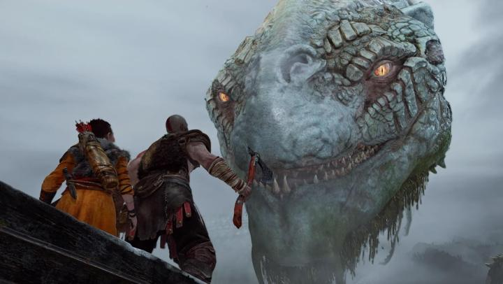 God of War 20180501211135 1 720x406 - Review: God of War (PS4) renova com louvor a franquia da Sony