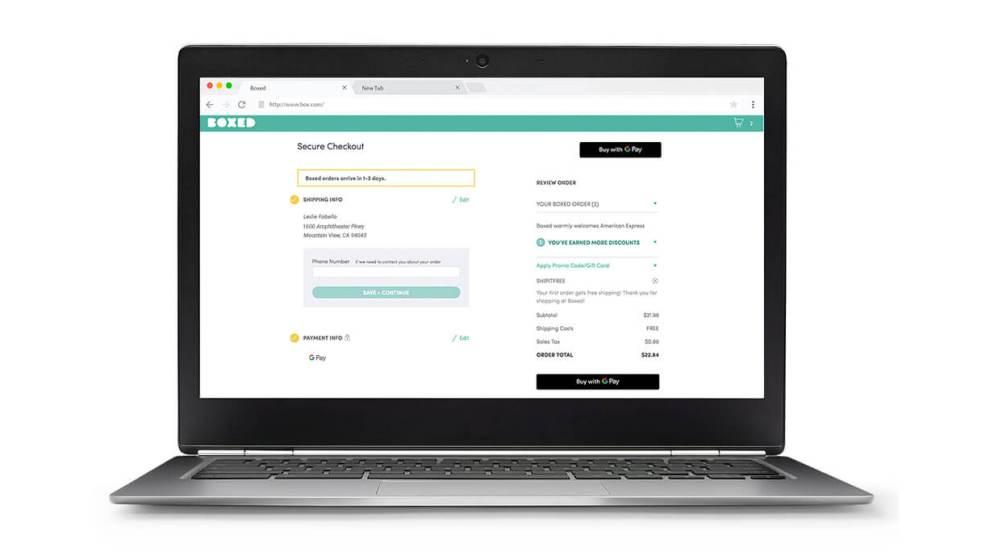 Google Pay é lançado em uma versão de web para Windows, Mac e iOS 6