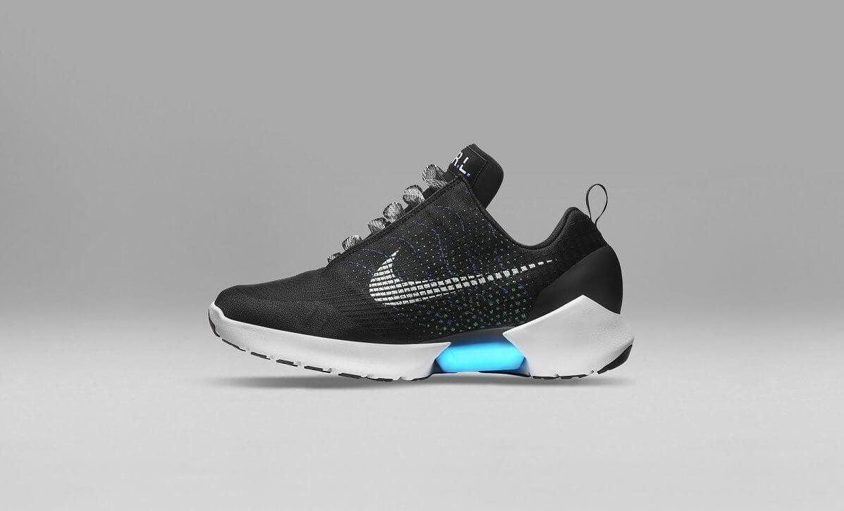 Nike HyperAdapt 1.0, o tênis que se amarra sozinho, chegará ao Brasil ainda este mês 4