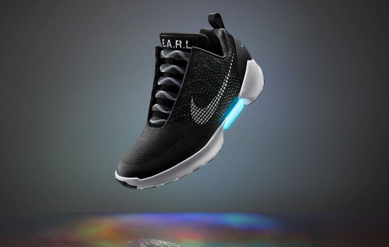 Nike HyperAdapt 1.0, o tênis que se amarra sozinho, chegará ao Brasil ainda este mês 6