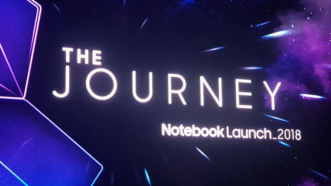 Notebook Launch 2018 - Notebook Launch 2018: confira as novidades da Samsung em notebooks