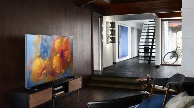 Samsung apresenta novas TVs QLED 2018 no Brasil 6