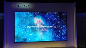 Samsung MicroLed Wall - QLED vs OLED vs MicroLED: qual é a melhor?