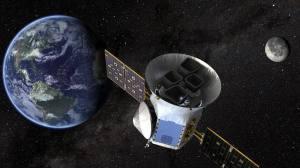 """NASA divulga primeira imagem do satélite que será o """"Novo Kepler"""" 25"""