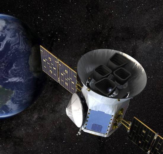 """TESS Satélite NASA - NASA divulga primeira imagem do satélite que será o """"Novo Kepler"""""""