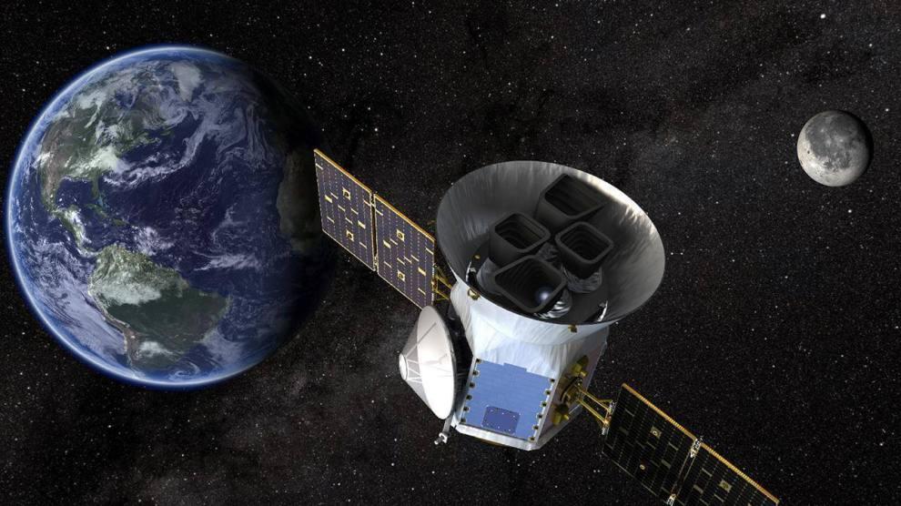 """NASA divulga primeira imagem do satélite que será o """"Novo Kepler"""" 8"""