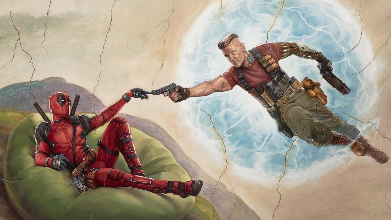 deadpool2 - Crítica: Deadpool 2 traz humor maior, melhor e mais pesado