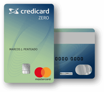 l cartao credicard mc cred inter zero v completo - Cartão Credicard Zero agora é internacional