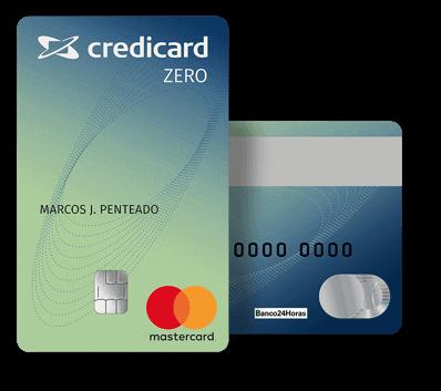 Cartão Credicard Zero agora é internacional 6